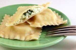 Spinach&Cheese Ravioli Green-compressed